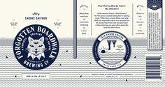 #perky bros, #packaging, #beer, #branding