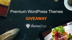 Win a ThemeFuse Premium WordPress Theme #giveaway #inspiration