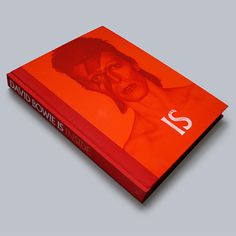 David Bowie is Book Design #david #bowie #book #design