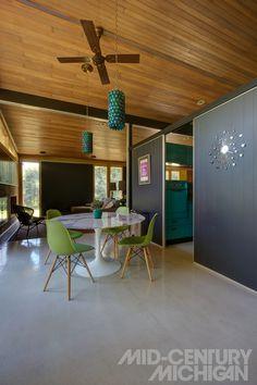 Charles Goodman - Alcoa Care Free Home 10 #interior #modern #architecture #mid #century