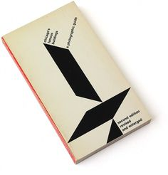 stream of consciousness #geometry #1950s #design #graphic #book #cover #minimal #vintage