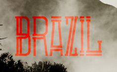 Tikal Font on the Behance Network #font #typography