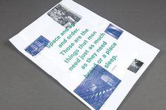 Alain De Botton - Aaron Gillett #aaron #gillett #poster #blue #green