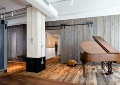 Apartment remodel in Chelsea, TOLA architecture