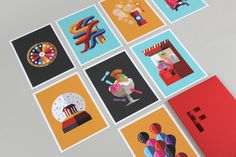 Volume 1: A Guide to Making Things on Behance #illustration #vector
