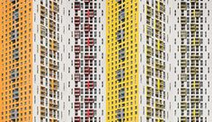Symphony of Architectural Forms by Ekaterina Busygina