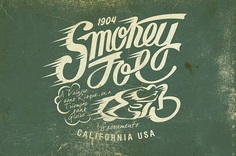 Smokey Joe Branding on Behance by alexramonmas studio www.alexramonmas.com