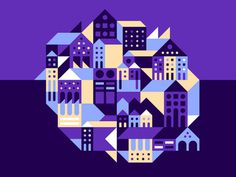 #illustration #building