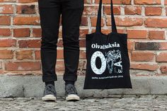 Oivalluksia - Labra #bag #tote #styling