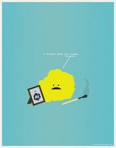 Nerdy Dirty - nicole.martinez #nerdy #courier #vibrant #texture #sulfur #argo #poster #typewriter