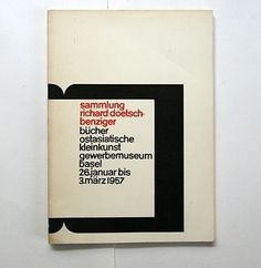 ◊◊◊ #design #book #emil #ruder #modernism #typography