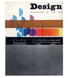 Design Magazine #colors #retro