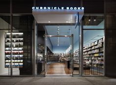 Chronicle Books on Behance #layout