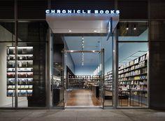 Chronicle Books on Behance #layout