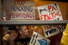 Fractured: The Shale Play by Nina Berman