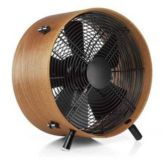 Otto Fan by Carlo Borer for Swizz Style - Free Shipping ($100-200) — Svpply #wood #svpply #fan