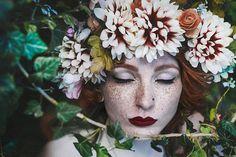 The True Beauty of Freckles by Martina Špoljarić Pracaić