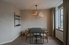 dining room/ Jurjen van Hulzen and Ibiza Interiors