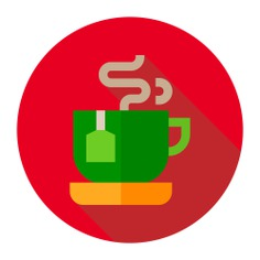 See more icon inspiration related to green tea, food and restaurant, tea cup, tea bag, hot drink, chinese, china, tea, food and cup on Flaticon.