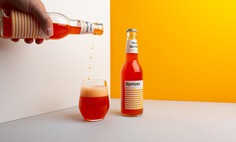 Spritzer Blood Orange on Behance