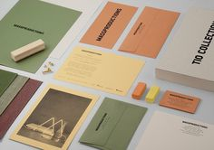 Massproductions — Graphic identity on the Behance Network