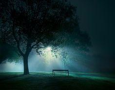 a l o n e on the Behance Network #thomas #digital #photography #kohl #light