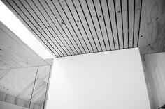 Moore Studio / Omar Gandhi Architect #wood #white