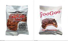 Gaga for GooGoo - Brand New #packaging #rebranding