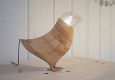 marinas_bird_01 #lamp #design #bird