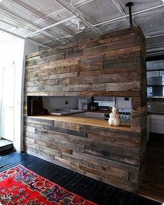 FFFFOUND! | Design*Sponge #interior #creative #wood #furniture #photography #kitchen