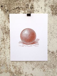 Sphere - 8 x 10 Mini Poster