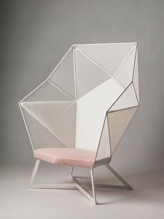 Larvatus Prodeo – A Brilliant Chair by Eva Fly #design #interior