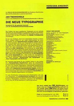 tschichold-02.jpg 612×876 pixels #poster #typography