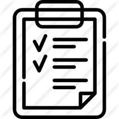 See more icon inspiration related to document, test, clipboard, file, questionnaire, files and folders, check list, check mark, archive and files on Flaticon.
