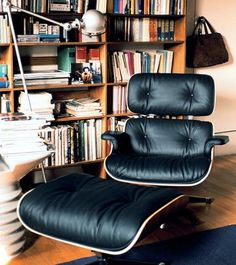 Behind the Scenes, as the Famed Eames Lounger Is Made [Video] | Co.Design