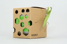 Nooka Paper Pack  - TheDieline.com - Package Design Blog