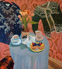 Anna Valdez | PICDIT #art #painting #pattern
