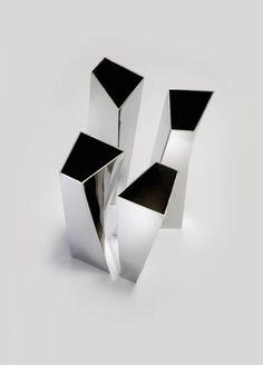 Crevasse Vase Design Zaha Hadid Architects #zaha hadid