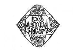 Big American Freakout #logo