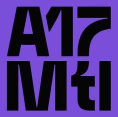 Julien Hebert / ATypl Montréal / Logotype / 2017