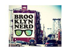 Brooklyn Nerd #nerd #ipad #advertising #editorial #brooklyn
