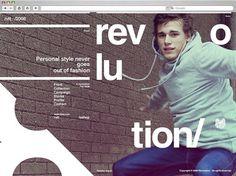Graphic-ExchanGE - a selection of graphic projects #sebastien #gram #la #webdesign #garcon #bleu