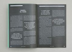M I M / Les cahiers du M I M : Julie Rousset #editorial #book #typography