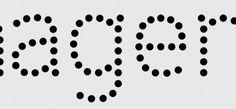 Mads Jakob Poulsen #typography #dots