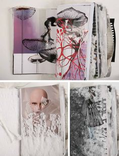 Resultado de imagem para sketchbook design university