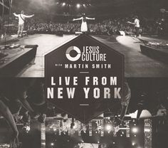 Jesus Culture with Martin Smith: Live from New York (2CD) #album #packaging #photo #design #culture #jesus #music #type