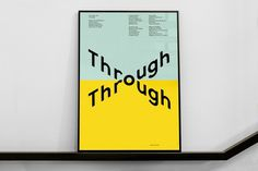 Villa — Kurppa Hosk #poster #posters #typography #type #grid