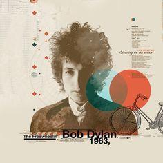 Tumblr #music #bob #dylan #icon