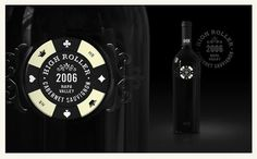 Graphic-ExchanGE - a selection of graphic projects #type #wine
