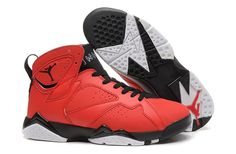 Nike Air Jordan Retro Shoes Chinese Red White Black New Spacial